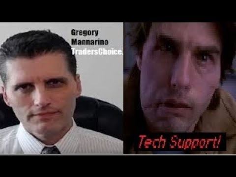 Post Market: TECH SUPPORT! Economic Policy Failure By Default. By Gregory Mannarino
