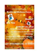 Health, Wellness & Networking @ Fit to Function Therapy