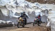 Leh Ladakh Bike Tour