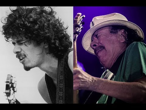 Santana on Woodstock at 50: 'Kumbaya will kick your ass'