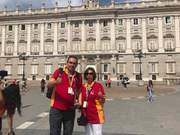 PASEANDO MIS LIDERES EN ESPAÑA