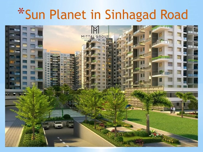 Sun Planet - Apartments in Sinhgad Road Pune