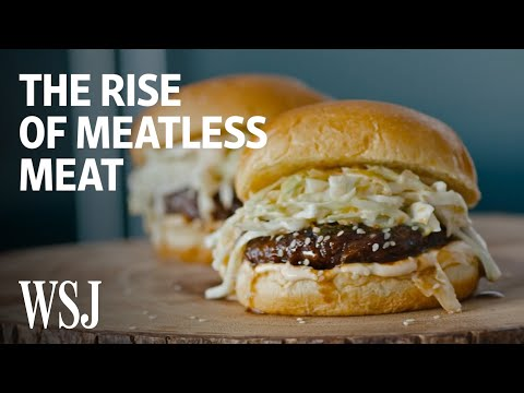 Why Wall Street Is Placing A Big Bet On Meatless Meat | WSJ