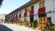 A caramanta, Antioquia.