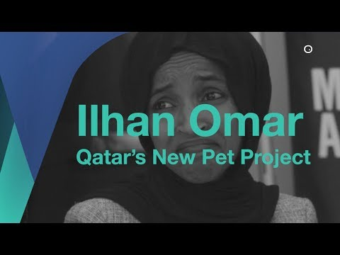 Ilhan Omar .. Qatar's New Pet Project