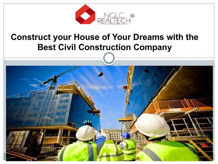 Top Civil construction company in Delhi & Gurgaon