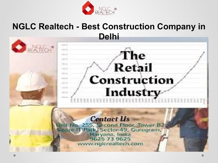 Looking For Best Construction Company In Gurgaon
