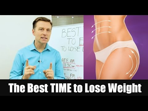 S27J 5 The Best Time to Eat to Lose Weight