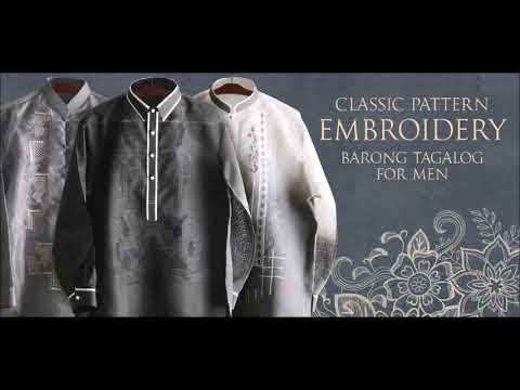MODERN AND COSTOM MADE COAT FOR MEN BARONGRUS