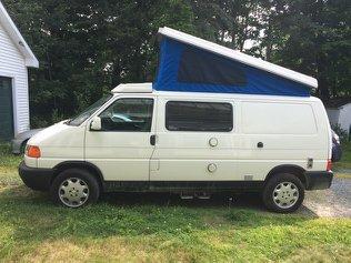 My Eurovan Camper