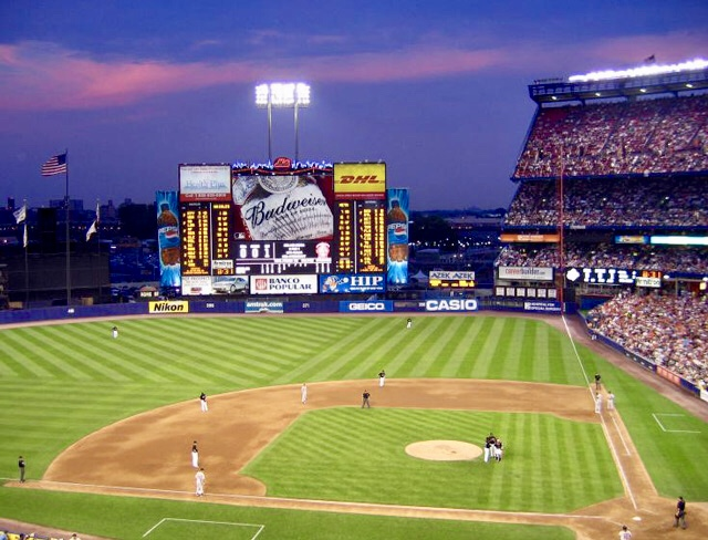 Shea Stadium; Queens, NY (retired)