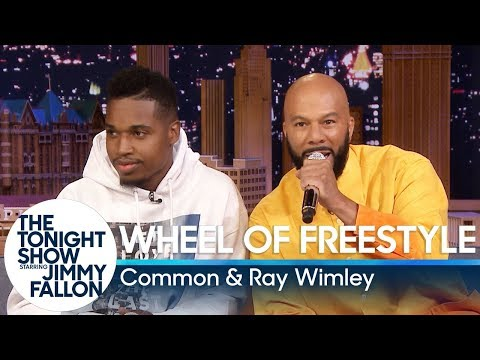 Wheel of Freestyle with Common and Ray Wimley