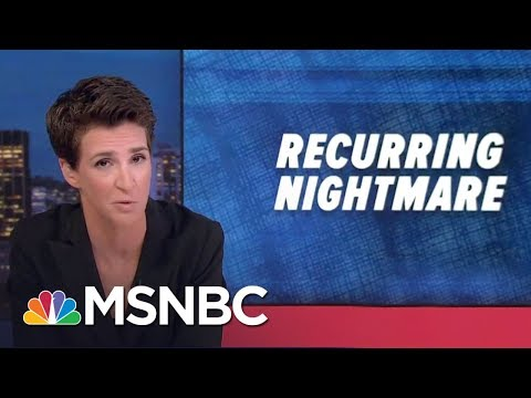 Donald Trump Remarks Support White Supremacists' Political Ambitions | Rachel Maddow | MSNBC