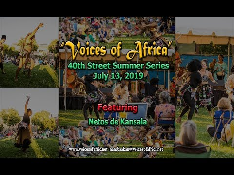 2019-07-13 40th Street Summer Series: Featuring Netos de Kansala