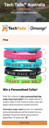 Good list of embroidered pet collars