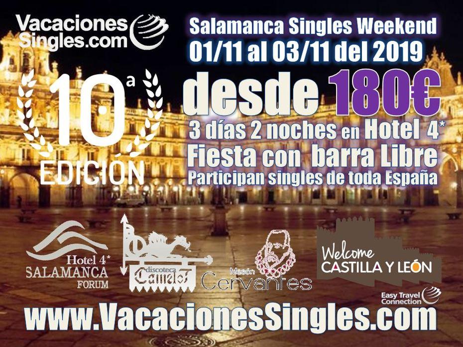 Salamanca Singles Weekend 2019