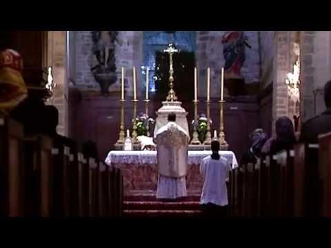 Meditación sobre el Santo Sacrificio de la Misa