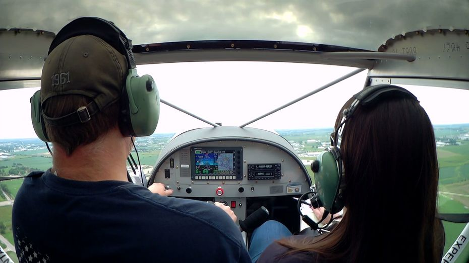 View from Zenith CH 750