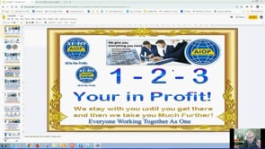 As Simple As 1,2,3 Your In Profit with Auto AIOP System Webinar Replay 19th Aug 2019