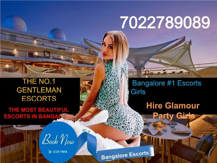 The No 1. Ranked Bangalore Escorts Services