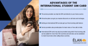 Advantages of the International Student SIM Card