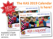 2019 Calendar Promo
