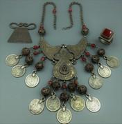 Unkown origin of older tribal jewelry