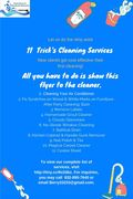11 Trick's Cleaning Services.Commercial Pressure Washing Service Bellaire TX