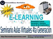 5to SEminario de Aulas Virtuales de 4ta Generación