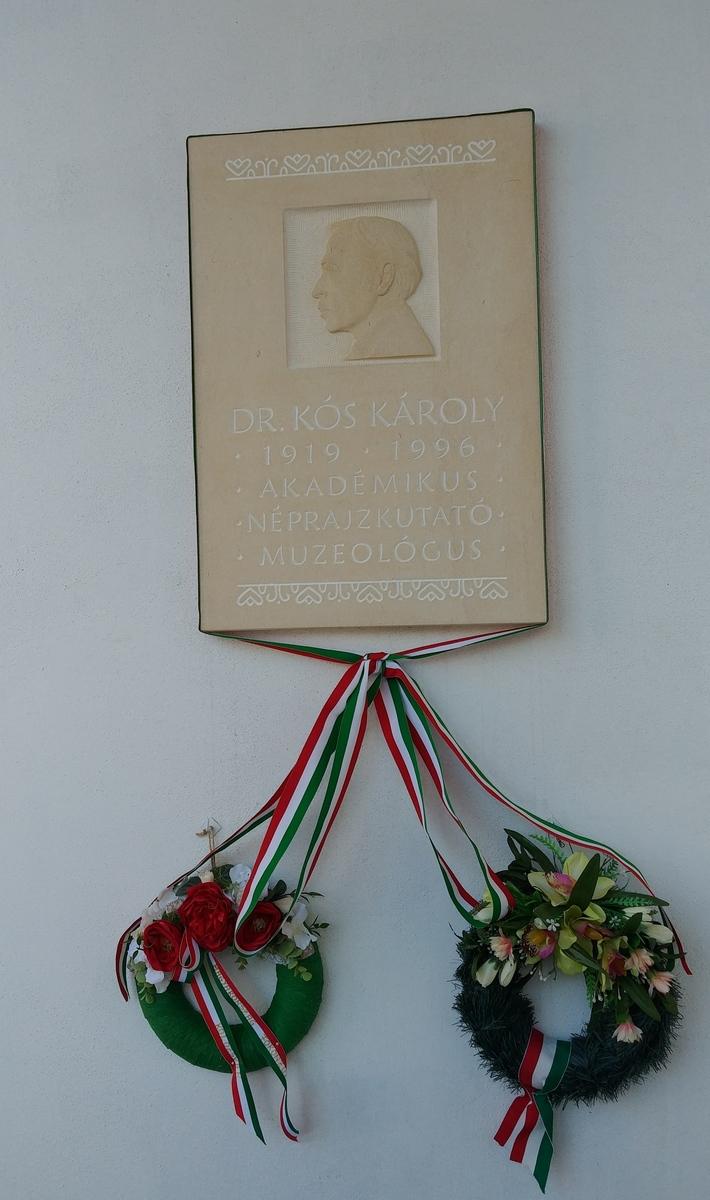 Dr. Kós Károly