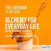 Free Webinar: Robert Bosnak on Alchemy For Everyday Life
