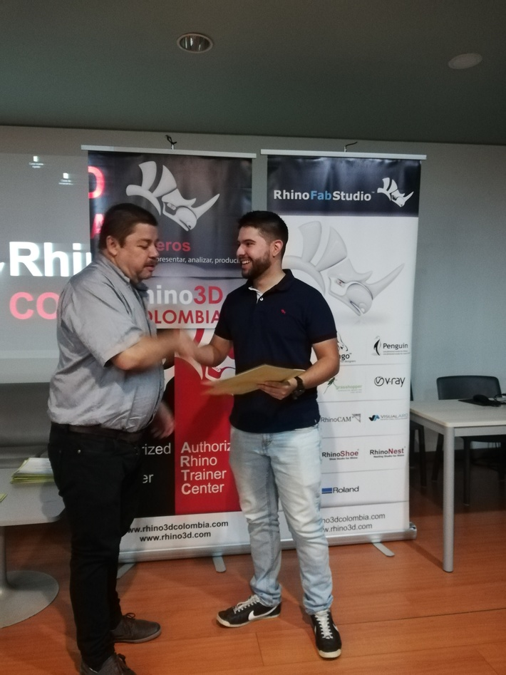 7a Entrega de Minor en Fabricación Digital RhinoFabStudio UPB 2019