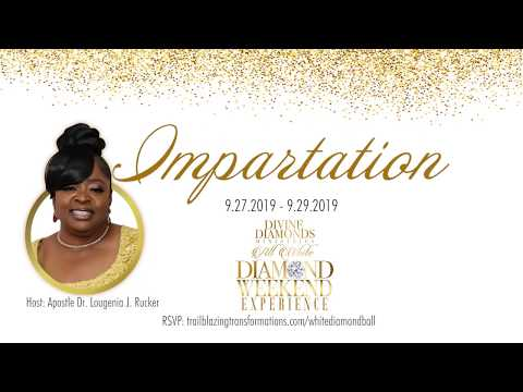 ALL WHITE DIAMOND BALL & 10th Year Ministry Anniversary Celebration