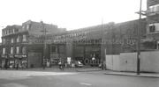 Wood Green Trolleybus Depot, c1960
