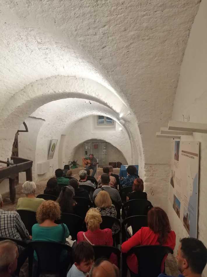 Filippo Cosentino in concerto a San Mauro Forte (MT)
