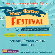 West Basin MWD 21st Annual Water Harvest Festival