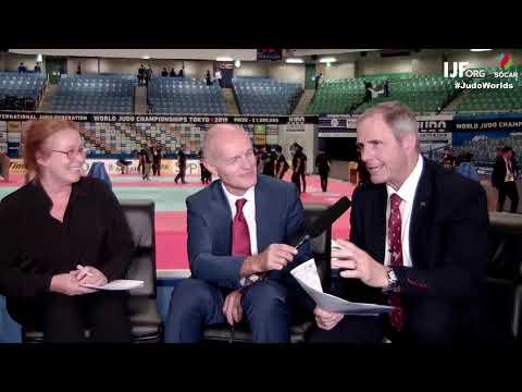 #JudoWorlds Day 3 Studio Review