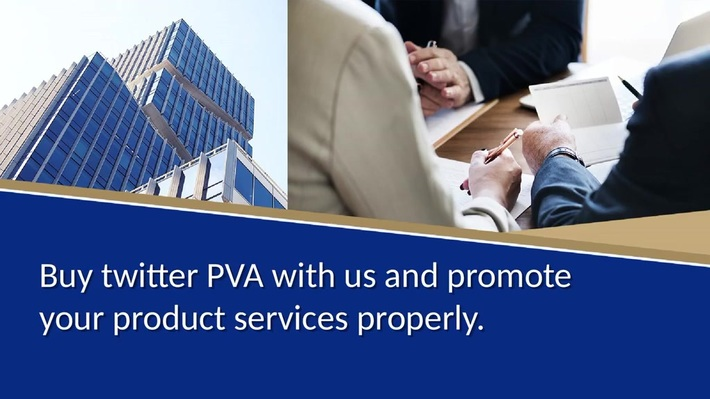 Promote your Product Services Properly with Twitter Accounts