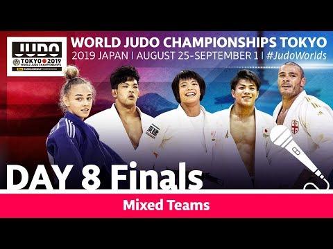World Judo Championships 2019: Day 8 - Final Block