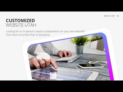 Custom Website Design in Salt Lake City, Utah