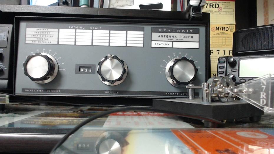 Heathkit SA-2040