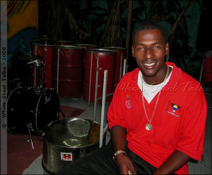 Khan Cordice - 2008 - Antigua National Steel Orchestra