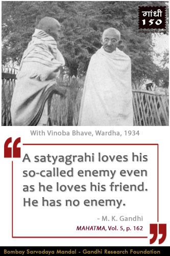 Thought For The Day ( SATYAGRAHI )
