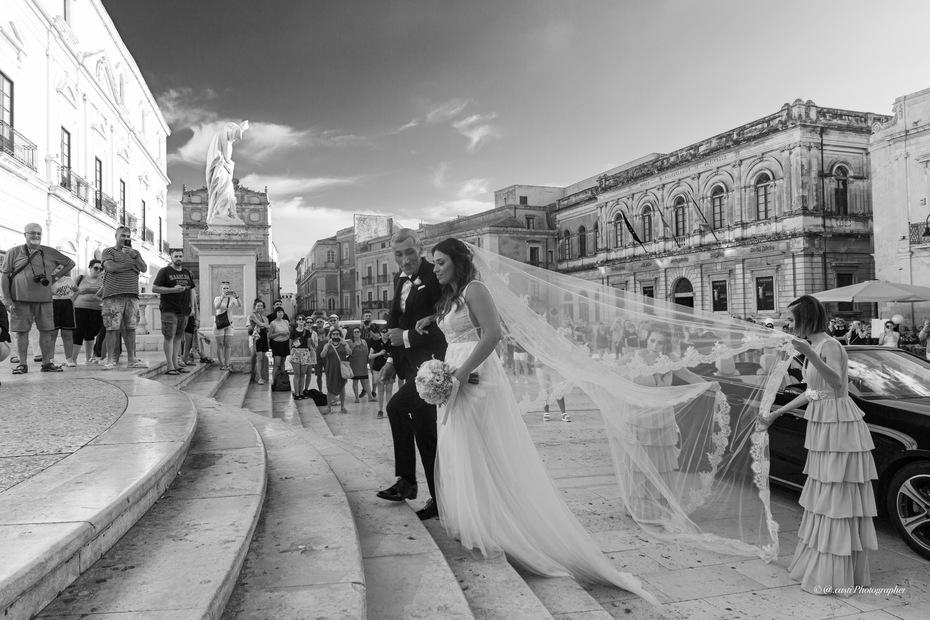 Matrimonio a Ortigia Siracusa.