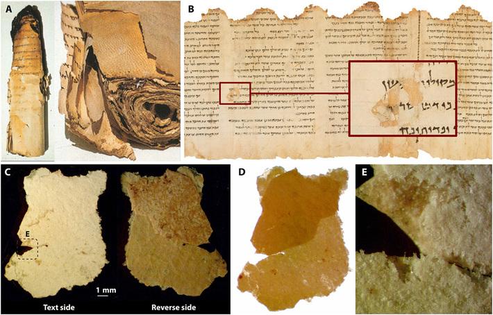 Revelan el secreto de la increíble conservación de los Manuscritos del Mar Muerto - Qumrán 3