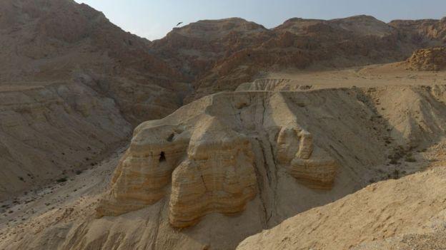 Revelan el secreto de la increíble conservación de los Manuscritos del Mar Muerto - Qumrán 5