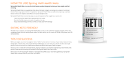 Spring Hall Health Keto