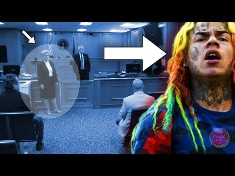 6ix9ine to BE RELEASED THIS MONTH Because of Paperwork?
