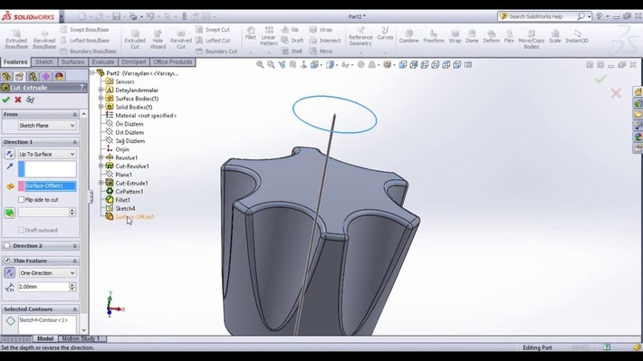 Shopfitting made easy with SolidWorks/Inventor - The