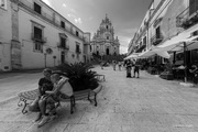 Ragusa Ibla- Piazza Duomo